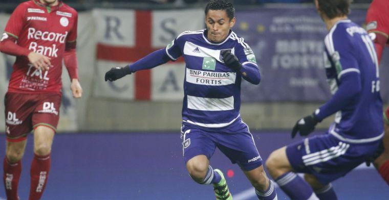 Anderlecht moet afrekenen met een pak buitenlandse interesse voor Najar