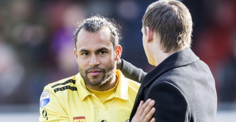 Hahn doet Feyenoord een plezier: 'Maar ik ben bezig met Excelsior'