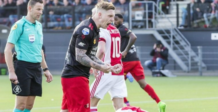 Stunt tegen Ajax heeft vervelende gevolgen voor PSV-huurling: breuk opgelopen