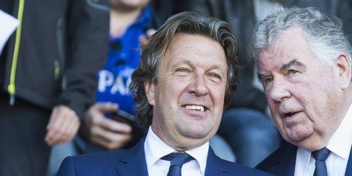 Feyenoord-felicitaties niet geaccepteerd: Dag, tot ziens. Misschien volgend jaar