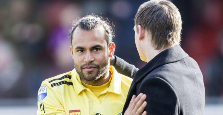 Ajax-kwelgeest: 'Als het bij Feyenoord is graag en anders moet ik verder kijken'