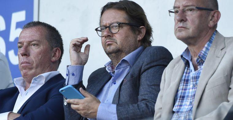 Vandeweghe neemt geen woord terug: Coucke weet wat ik over zijn club denk