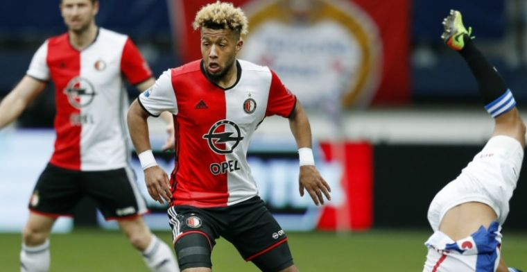 'Geïrriteerde Vilhena niet blij: Feyenoord-middenvelder boos op FOX Sports'