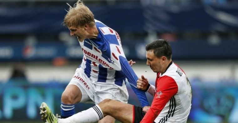 'Voor mij is die actie van Berghuis de reden dat Feyenoord het kon ombuigen'