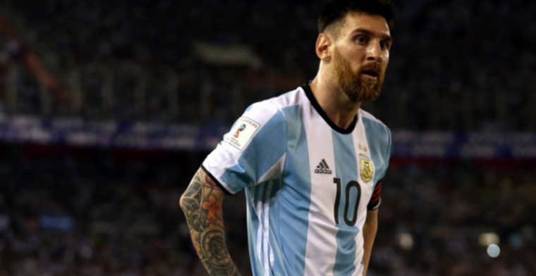 Update: Barcelona neemt het op voor Messi: ''Oneerlijk en totaal onredelijk''