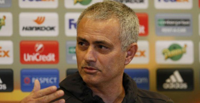 Mourinho treurt: Ik heb hem laten weten dat ik hem verkeerd heb behandeld