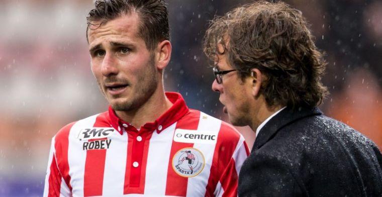 Sparta gaat voor nieuwe stunt tegen PSV: 'Dat is wel iets anders'