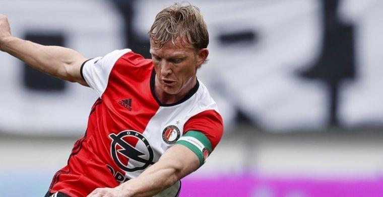 Bericht voor Feyenoord-directie: 'Daar denk ik niet aan. Leef in het nu'