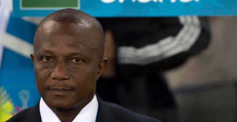Oude bekende - en niet Broos - nieuwe bondscoach Ghana