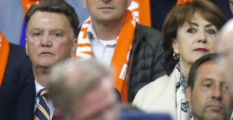 Van Breukelen wil plaatsmaken voor Van Gaal: Dan zeg ik: ga je gang, Louis