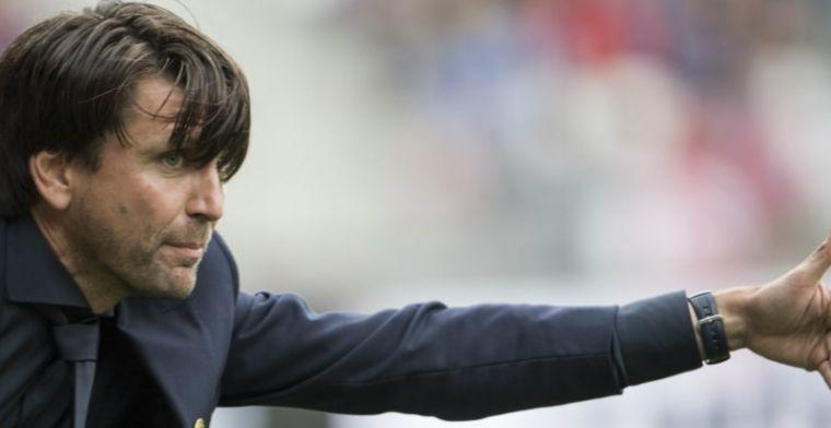 'Ik garandeer dat NEC in de Eredivisie blijft als ik een paar oefeningen kan doen'