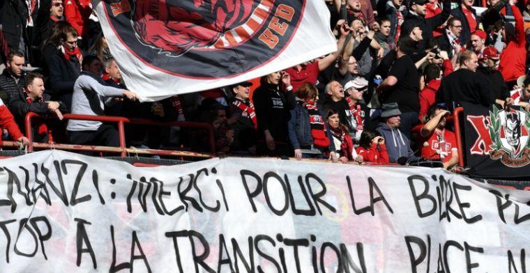 Standard-supporters schieten in actie: Wij willen de ziel van Standard terug