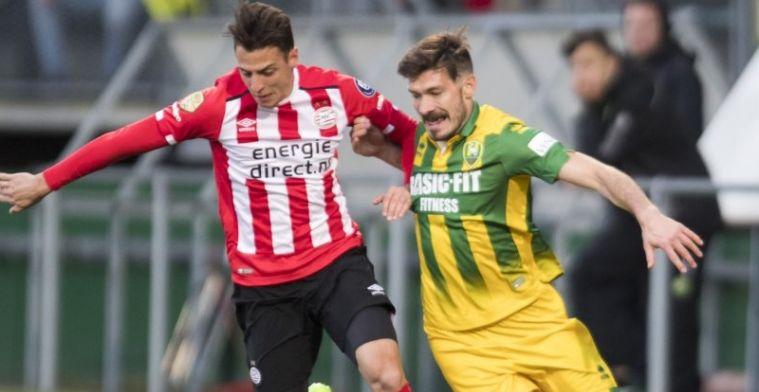 'West Ham United en Bayer Leverkusen in de markt voor PSV-international'