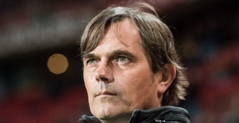 Speculeren over Cocu-vertrek: 'Verwacht niet dat PSV afscheid neemt, maar...'