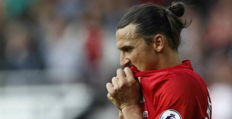 'Ibrahimovic kan voor 6 miljoen euro per jaar tekenen bij niet-bestaande club'