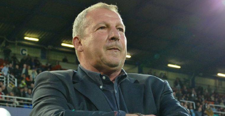 'Ex-coach van Monaco stuurt zijn CV naar Standard'