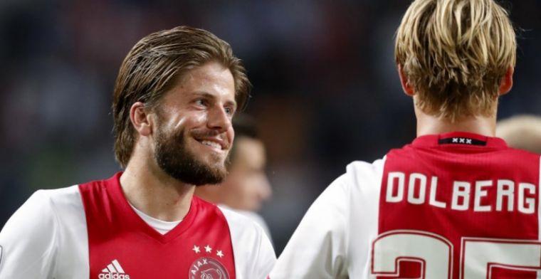 'Bertje is in topvorm bij Ajax, hij bezorgde ze een paar flinke nachtmerries'
