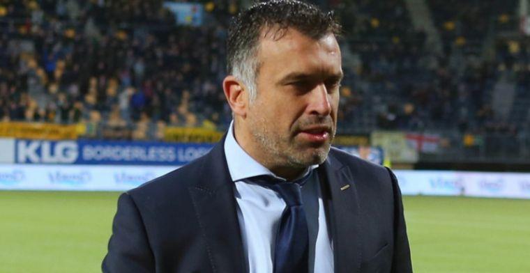 Coach bevestigt interesse van Kortrijk: Er zijn ook nog andere kandidaten