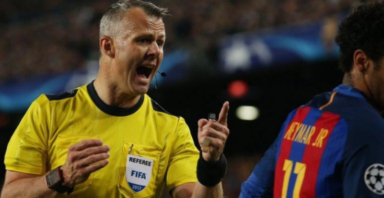 Niet alleen lof voor Kuipers: 'Juventus had aan hem een geweldige bondgenoot'