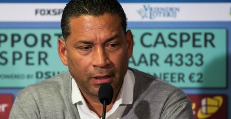 Fraser wijst spits aan voor Feyenoord: 'Ook bezig met klaarstomen voor dat duel'