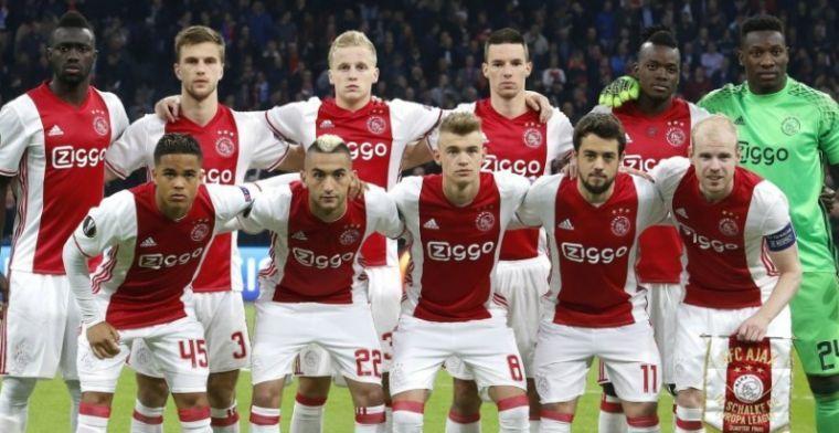 Ajax zadelt UEFA met probleem op bij zege op Schalke: Amsterdam weigert duel