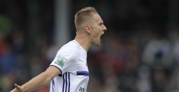 Uitgeleende Anderlecht-spits pareert kritiek: Kijk naar Teodorczyk