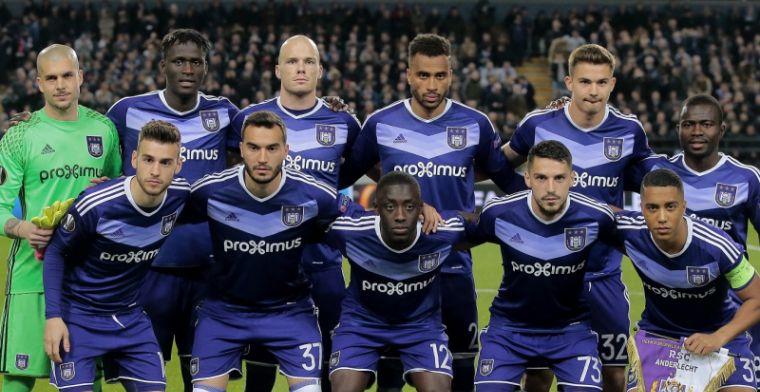 Anderlechtman krijgt beenharde kritiek: 'Schotkracht van een driejarige'