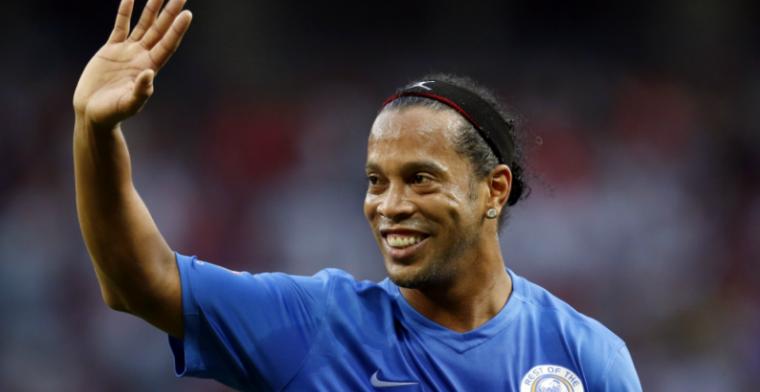 Ronaldinho onthult transferverhaal: 'Toen ik bij PSG vertrok, was er dichtbij'