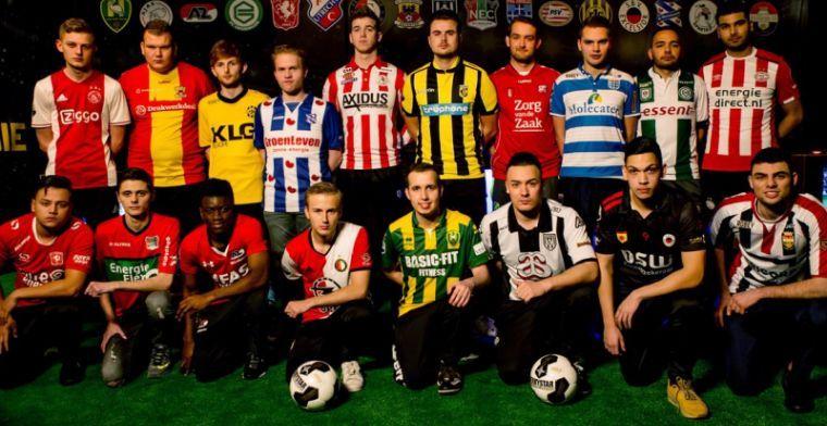 Vijftiende speelronde van de E-Divisie: bekijk hier de wedstrijden!