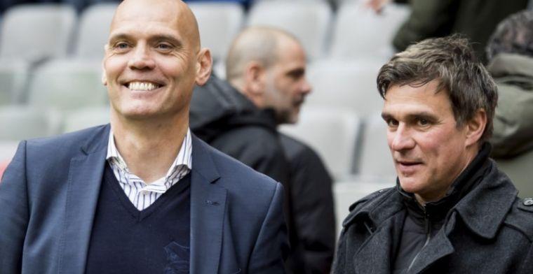 Ajax 'wist het even niet meer': 'We konden het niet vasthouden'
