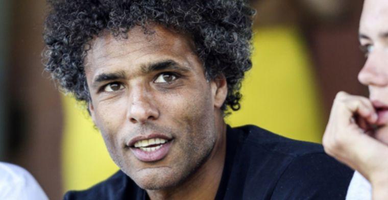 Van Hooijdonk: 'Zag er eerst niet uit, maar speelt nu vele malen beter bij Ajax'