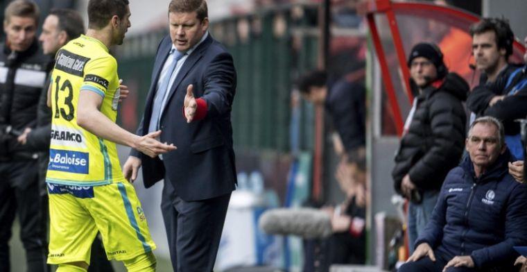 Sterkhouder van Gent laat zich uit over transfer: Premier League is mijn doel