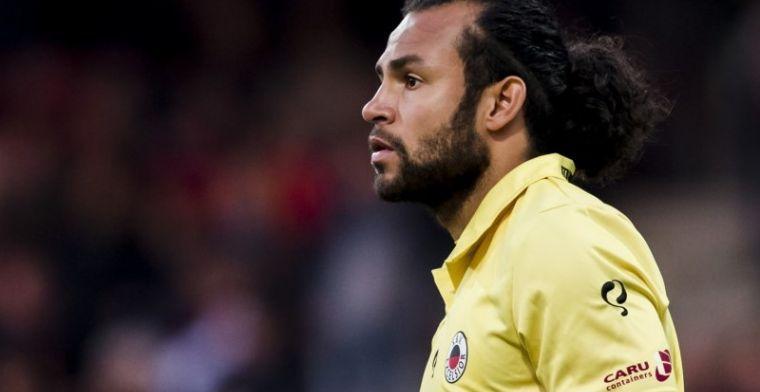 'Ze zeggen wel dat hij uit de groepsapp van Feyenoord is, maar dat is niet zo'