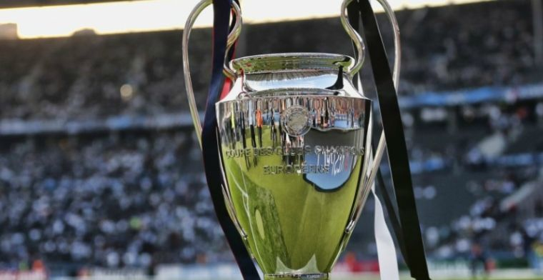 LIVE: loting voor halve finale Champions League