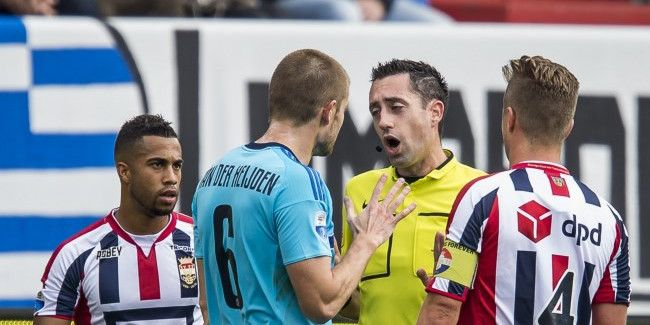 Feyenoorder Van der Heijden hekelt 'randzaken': Zoals ook Ajax gisteren...