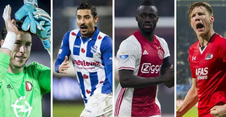 Voltreffers en briljante deals: de beste Eredivisie-aanwinsten van 2016/17