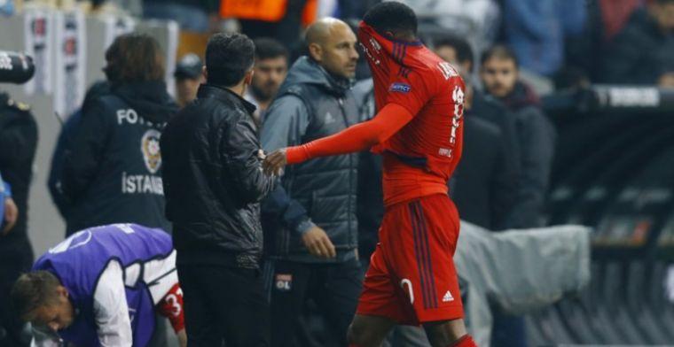 Lacazette zit in Lyon-lappenmand: Ajax mag hopen op enorme meevaller