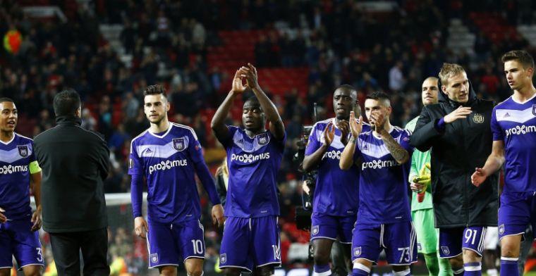 Drama: 7 supporters geëlektrocuteerd tijdens Manchester United - Anderlecht