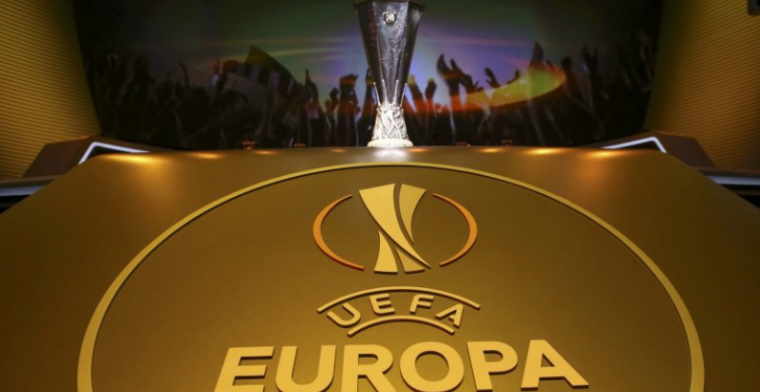 LIVE: Loting voor halve finale Europa League