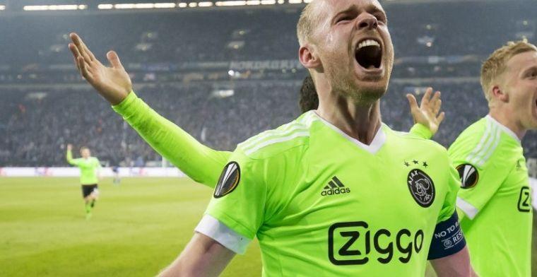 Ajax-succes weegt zwaar in Europa: Nederland doet goede zaken op ranking