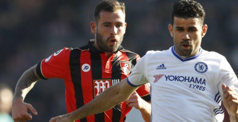 'Costa kan exorbitant salaris ontvangen en kondigt vertrek bij Chelsea aan'