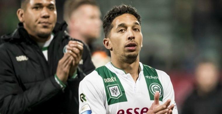 Groningen-middenvelder kon transfer maken: 'Ze wilden toen niet meewerken'
