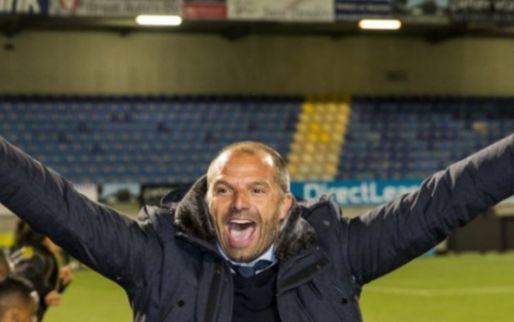 Afbeelding: VVV-trainer gelinkt aan transfer naar Engeland: