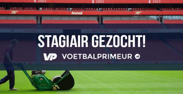 Vacature: VoetbalPrimeur zoekt stagiair met grafische skills