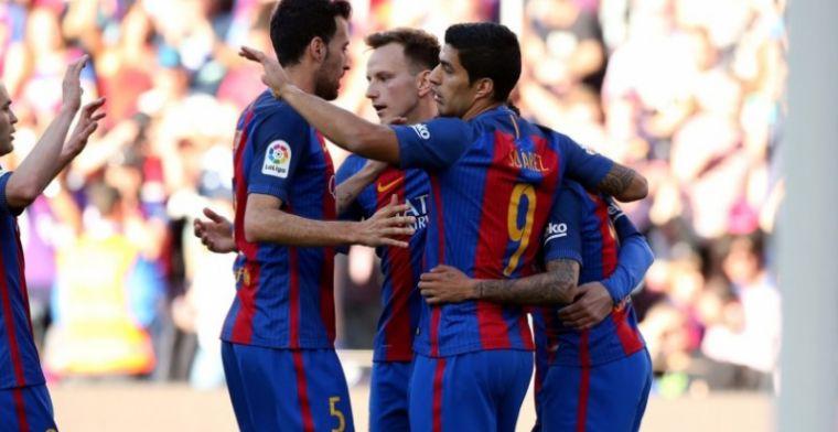 'MSN' verzorgt volledige Barça-productie tegen Villarreal; druk weer bij Real