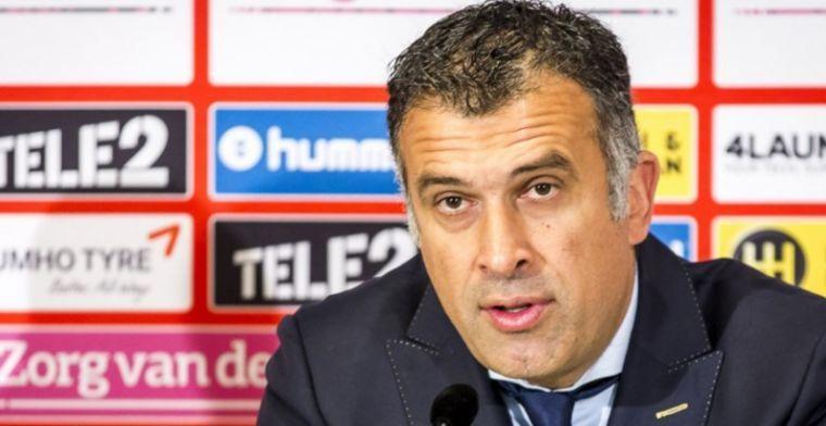 Roda-coach Anastasiou hoopt enkele oude bekenden naar België te halen
