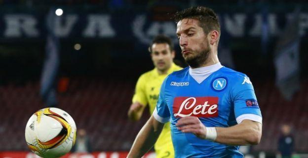 UPDATE: 'Doorbraak bij Napoli, Mertens bereikt akkoord met Italiaanse ploeg'