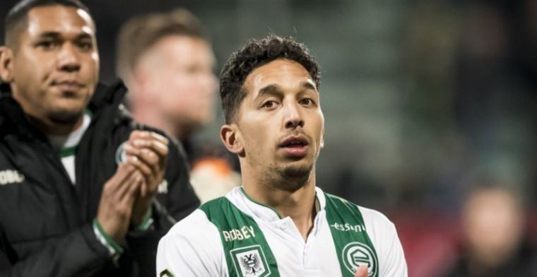Transfervrije Groninger hoopt op ver land: Hij is komen kijken tegen PSV