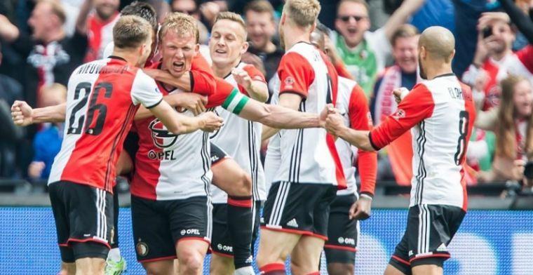 'De mooiste dag in mijn carrière, dat je de beste van Nederland bent is geweldig'