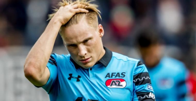 AZ haalt opgelucht adem: verdediger mag toch spelen in de play-offs